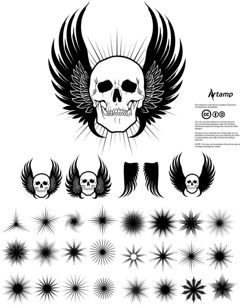 free clip art pack by artamp on deviantart rh artamp deviantart com free clipart downloads for mac free clipart downloads for cricut