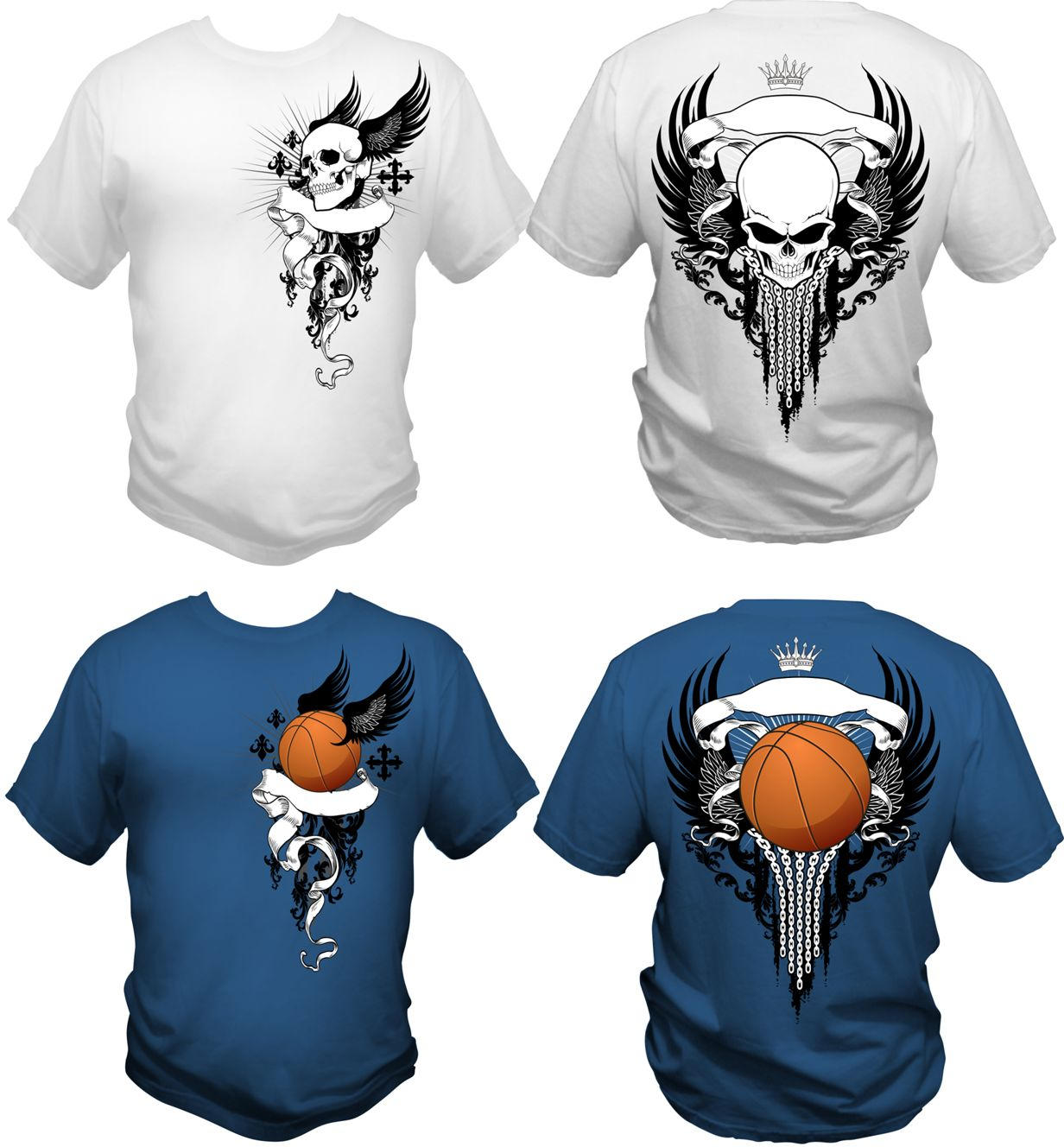 Free T-Shirt Design by artamp