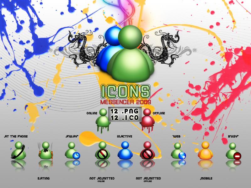 MSN - Messenger 2009 by belez