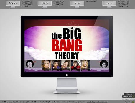 The Big Bang Theory - Wallpaper Pack 1
