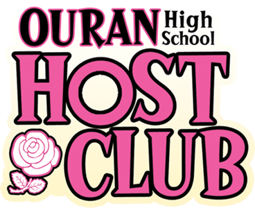 Oran Higscool Host Clube Coloring Pages