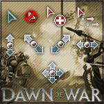 Dawn of War Cursors by sometimesIforget