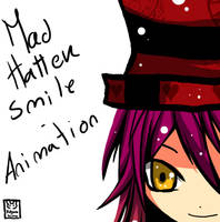 Mad Hatter smile-Animation by Kohane-hime