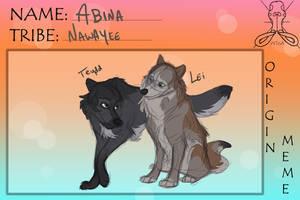 Origins Meme - ABINA
