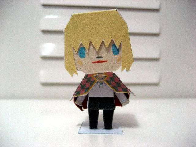 Template_blond Howl by smilerobinson