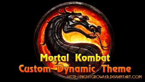 MortalKombat PS3 Dynamic Theme by nightgrowler on DeviantArt