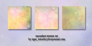 Moon dust texture set