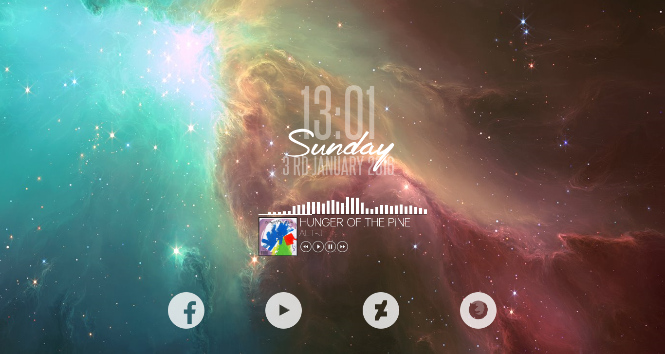 Whiteicons for rainmeter by awiray on deviantart for Deviantart rainmeter