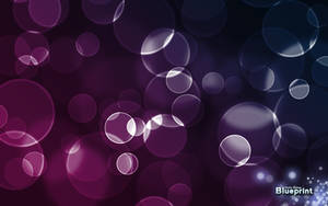 Bokeh Bubbles Wallpaper .PSD by alexesn