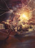 Apocalyptic Photoshop Tutorial by alexesn