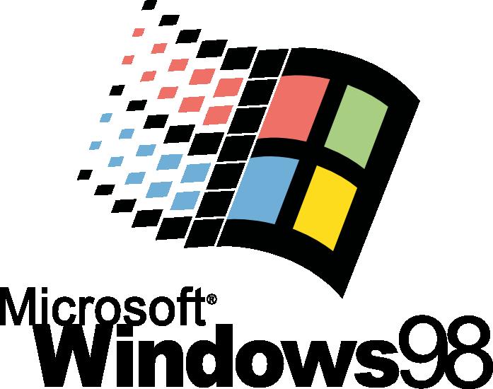 Windows 98 Logo Vector By Pkmnct