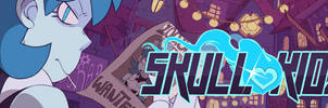 Skull-Kidz! Animated Comic [Cover]