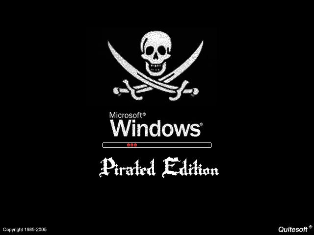Pirated Programs On Windows 8