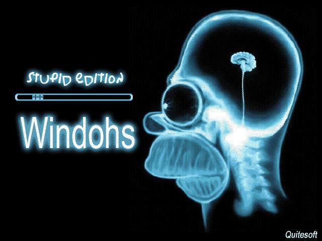 Windohs, Stupid edition by Joe-Leo