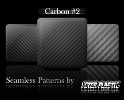 Carbon Fiber Pattern by PeterPlastic