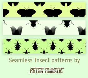 Insects patterns