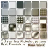 Basic seamless Patterns