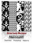 Grim Lady baroque