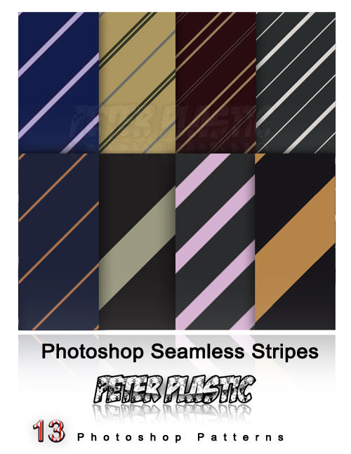 Stripe Pattern by PeterPlastic
