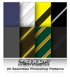 Photoshop Stripe patterns 2 by PeterPlastic