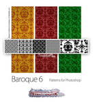 Baroque 6 pattern