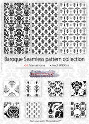 Baroque Pattern collection