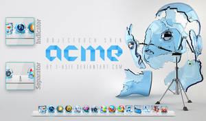 Acme ObjectDock Skin