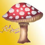 Mushroom 1 PSD