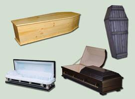 Coffins Pack psd by ravenarcana