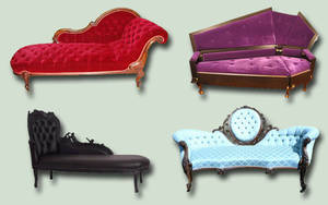 Couches Pack psd by ravenarcana
