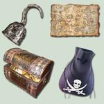 Pirate Pack psd