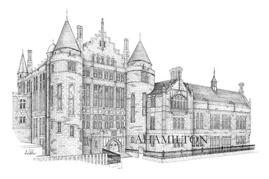 Teviot Row House - Edinburgh University