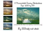 Manipulated Scenery Stock