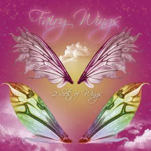 Fairy Wings 1-2