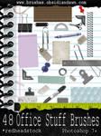 GIMP Office Stuff Brushes