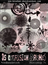 GIMP Confusion Brushes by Project-GimpBC