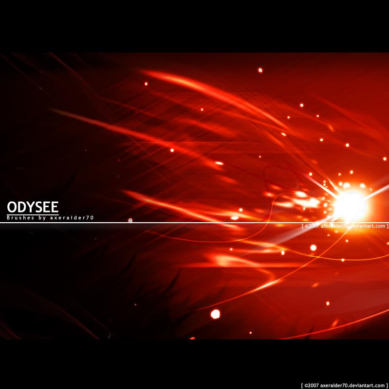 GIMP Odysee Brushes
