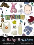 GIMP Baby Brushes