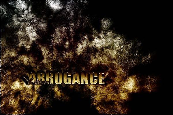 GIMP Arrogance Grunge I