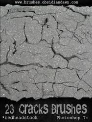 GIMP Cracks Brushes by Project-GimpBC