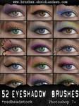 GIMP Eyeshadow Brushes