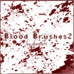 Blood Brushes 02 By KeRen-R