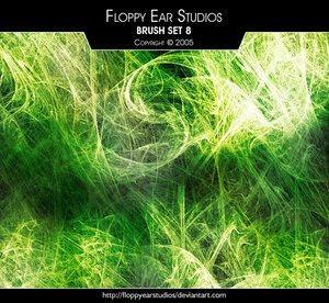 FES Brush Set 8 by Project-GimpBC