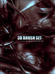 Ownz 3D Brush Set 1