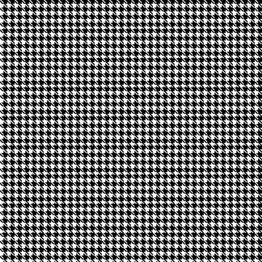 Houndstooth Pattern Photoshop Brush by starshinesuckerpunch