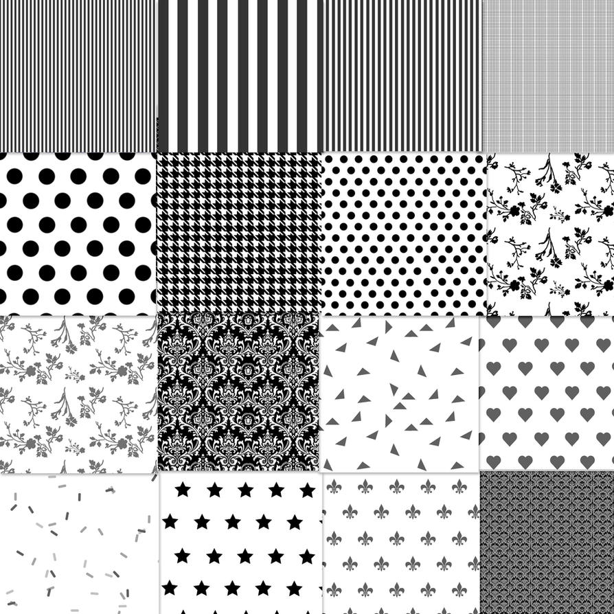 Aninimal Book: 22 Seamless Repeating Patterns for Photoshop by ...