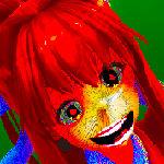 Just Monika (GIF - Speed Animation)