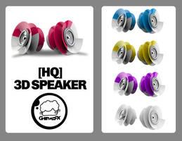 [HQ] 3D SPEAKER [HQ] by koza30