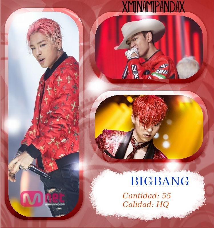 #5036|BIGBANG|Photopack#13 by XMinamiPandaX