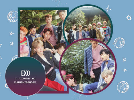 #8032 EXO Photopack#19